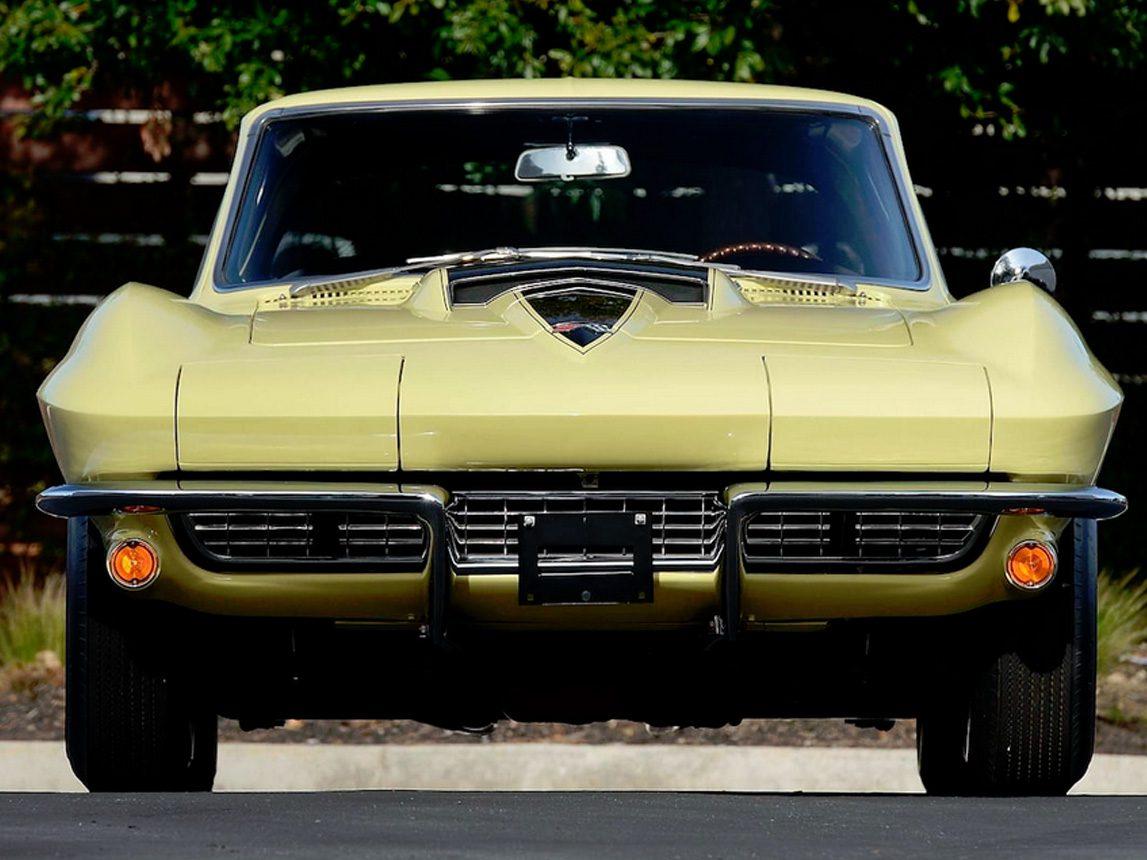 1967 yellow corvette l88 15