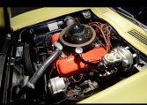 1967 yellow corvette l88 6