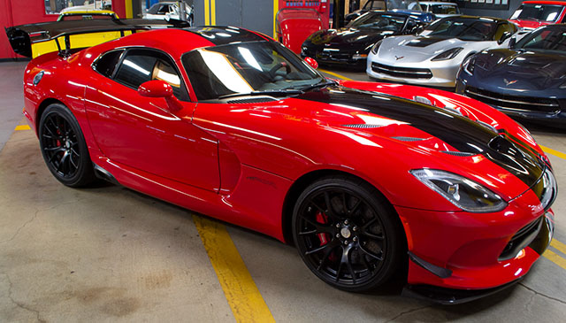 2016 red viper acr external