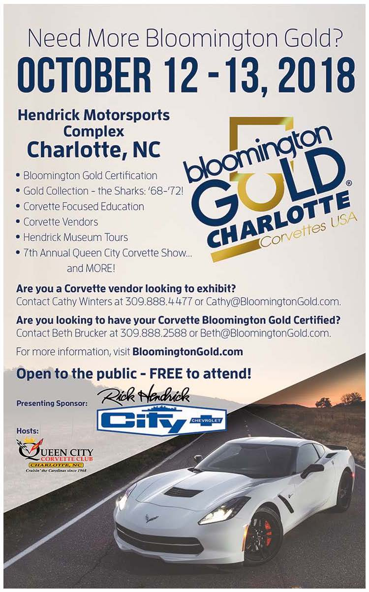 bloomington gold charlotte