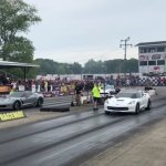 C7 Stingray Sets New 8-Second Record At LS-Fest