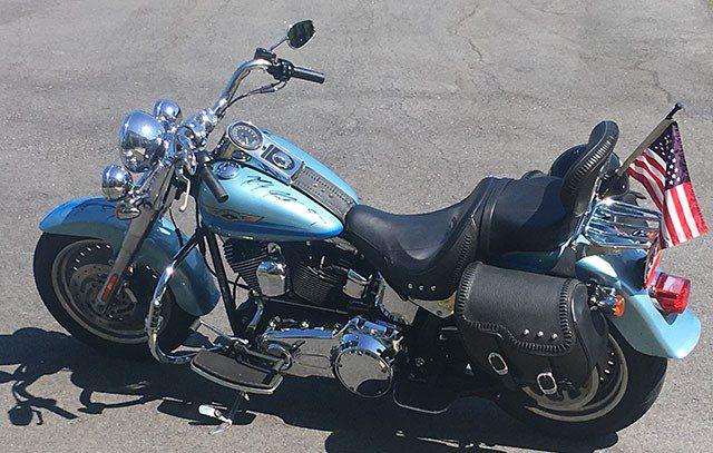 2007 Harley Davidson Gronk New England Patriots