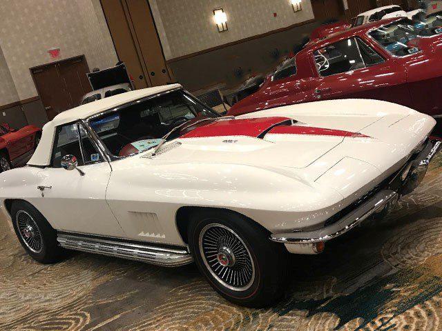 1967 Tri-Power Big Block Convertible Corvette