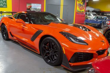 2019 orange corvette zr1 0893 1