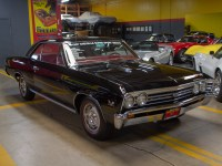 1967 black chevelle ss 396 coupe 0034