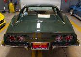 1969 green corvette l71 coupe 0217