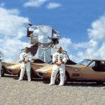 Corvette Astronaut Parade Celebrating 50 Year Anniversary of the Moon Landing