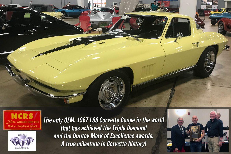 1967 Award Winning Corvette
