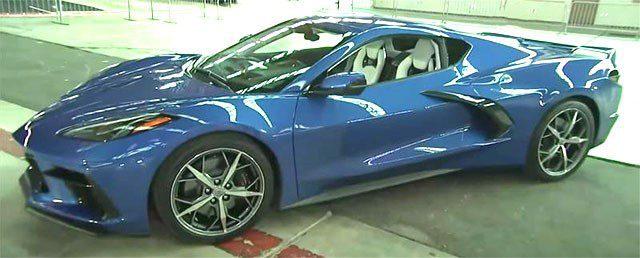 C8 Corvette Sold out