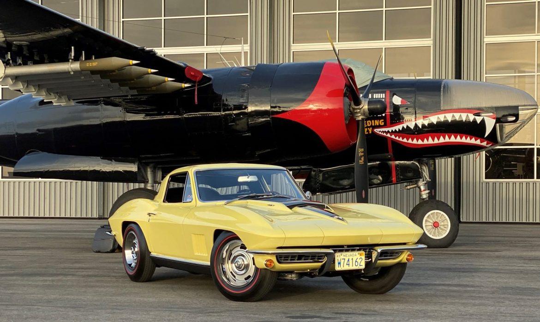 1967 L88 Corvette Coupe Bloomington Gold Winner