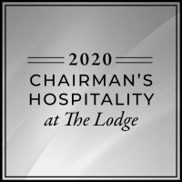 chairmans hospitality at the lodge