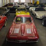peter max corvette collection