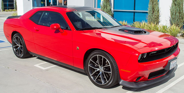 2016 dodge challenger rt scat pack coming