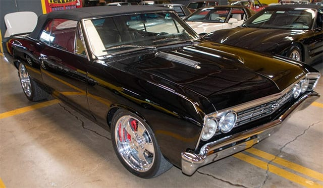 1967 Chevelle Resto Mod