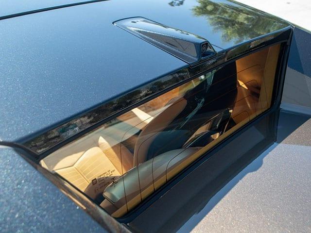 2020 c8 corvette bornze back window 1