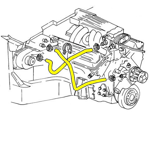 Corvette C7 Engine Diagram