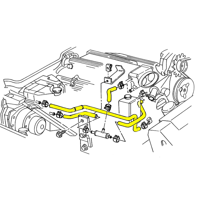 1996 Volvo 940 Engine Diagram, 1996, Get Free Image About