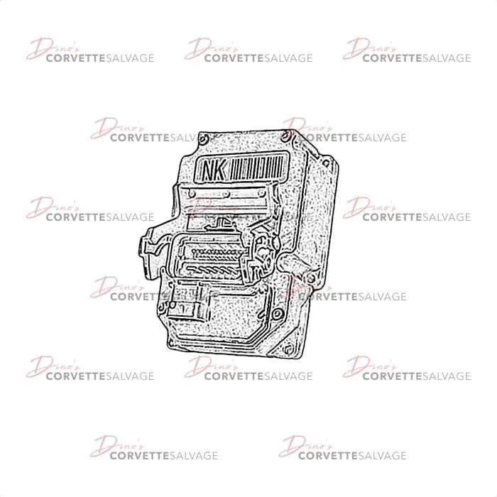 C5 Antilock Brake System (ABS) Module Rebuilding Service