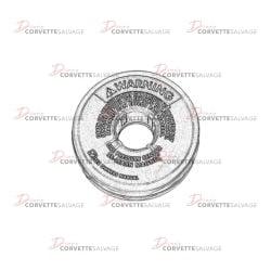 C5 Corvette Tire Pressure Monitoring System (TPMS