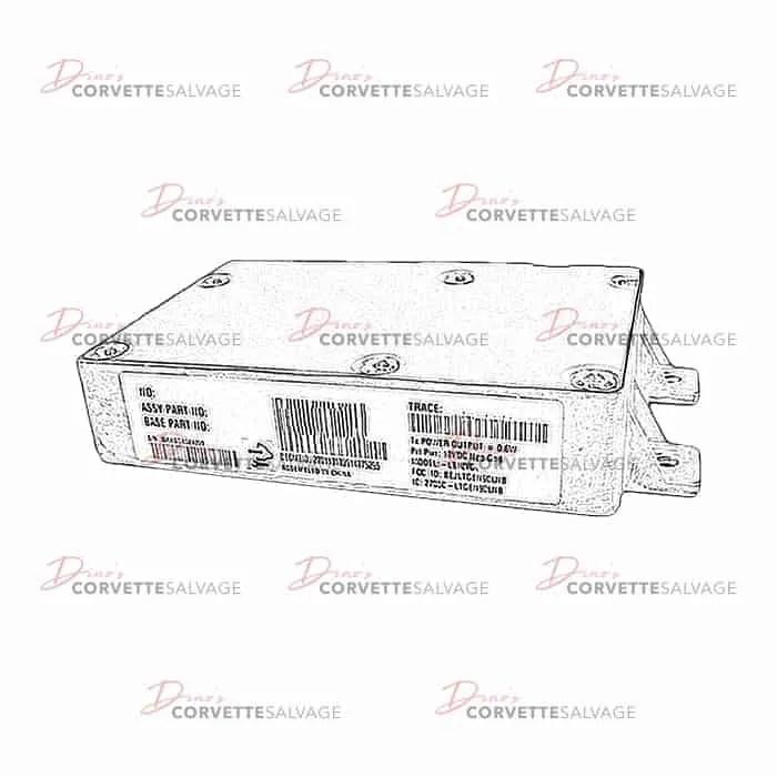 C6 Used Onstar Communication Interface Module 2005-2013