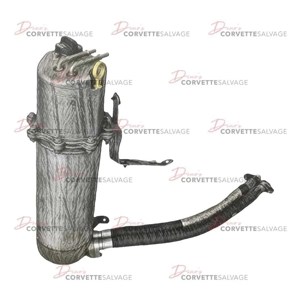 C6 Used Z06 Dry Sump Engine Oil Tank Reservoir 2006-2008
