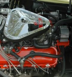 1967 corvette stingray big block engine [ 1000 x 801 Pixel ]