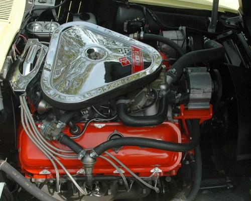 small resolution of 1967 corvette stingray big block engine