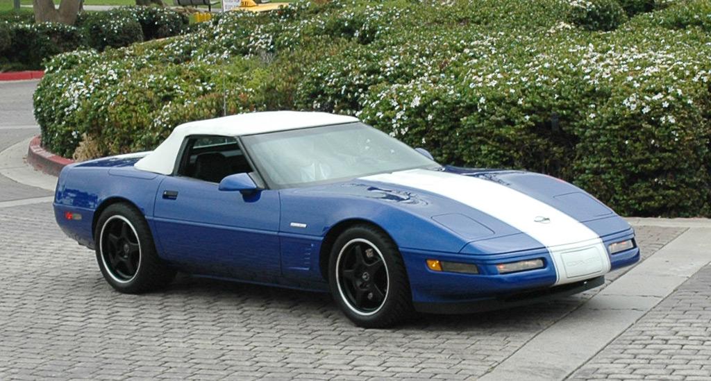 1996 Corvette Front Fender
