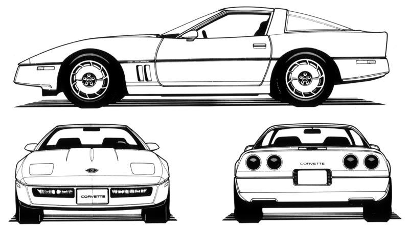 The Corvette Story