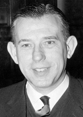 Jan Baas (1917-2012; bron: Fotoarchief Eerste Kamer)