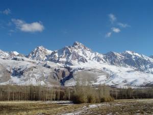 The Taurus Mountains in modern-day Turkey (photo: Zeynel Cebeci, CC BY-SA 3.0 license)