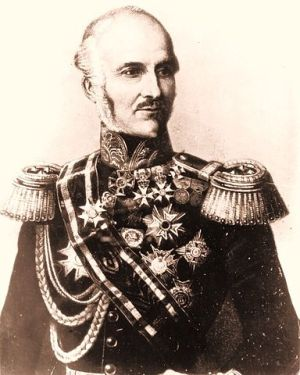 Hendrik baron Forstner van Dambenoy.