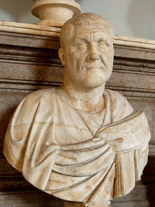 Bust of Maximinus Thrax (Capitoline Museums, Rome; photo: Jastrow).