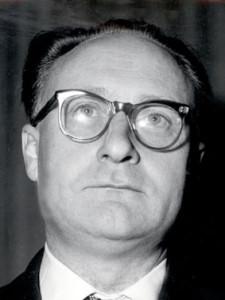 Jan Broeksz (bron: Fotoarchief Eerste Kamer).