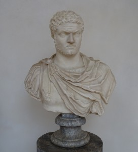 Bust of Caracalla (Museo Nazionale Romano, Rome).
