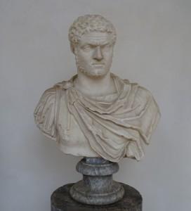 Bust of Caracalla (Museo Nazionale Romano, Rome).