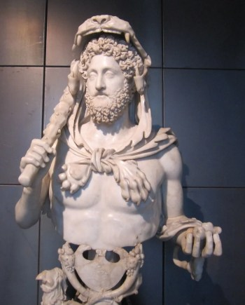 Commodus as Hercules (Capitoline Museums)