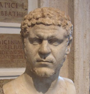 Bust of Caracalla (Capitoline Museums, Rome)