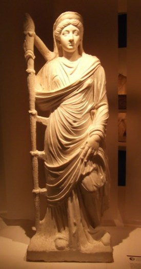 Lucilla as the goddess Ceres (Bardo Museum, Tunis)