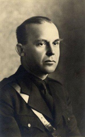 Meinoud Rost van Tonningen (foto: Spaarnestad)