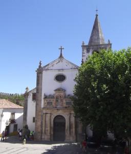 Igreja de Santa Maria.