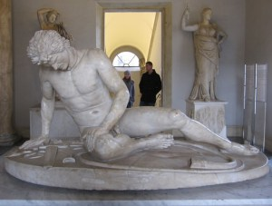 Dying Gaul (Capitoline Museums, Rome).