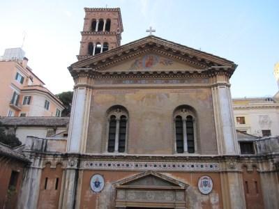 The Santa Pudenziana.