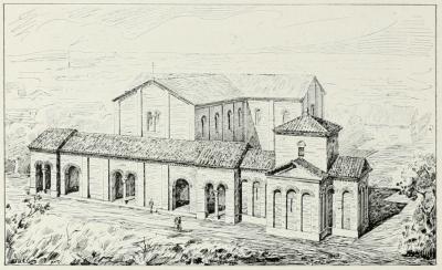 Ricci's reconstruction.