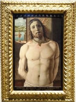 Christ at the Column - Bramante.