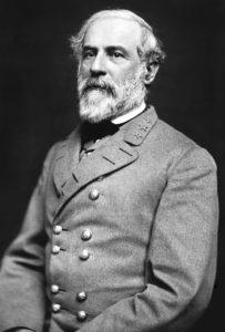 Robert E. Lee.