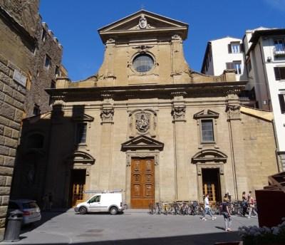 The Santa Trinita.