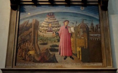 Dante by Domenico di Michelino.