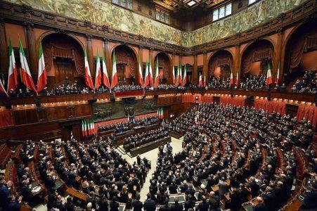 Vergaderzaal (foto: Presidenza della Repubblica).