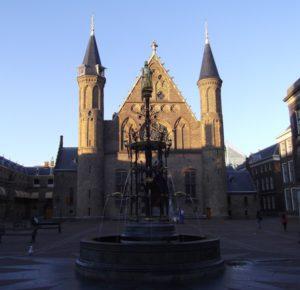 De Ridderzaal anno 2014.